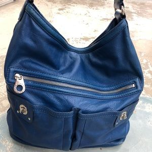 Marc by Marc Jacobs Blue Tote